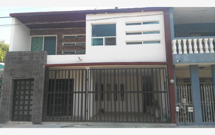 Foto de casa en venta en  225, ignacio zaragoza, guadalupe, nuevo león, 1345453 No. 01