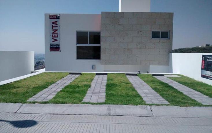Foto de casa en venta en  227, real de juriquilla, querétaro, querétaro, 1827936 No. 01