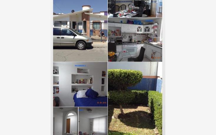 Foto de casa en venta en  227, tulipanes ii, mineral de la reforma, hidalgo, 834587 No. 02