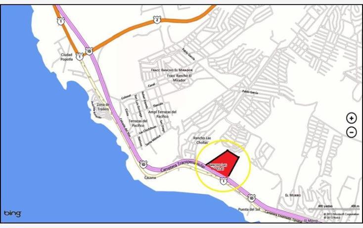 Foto de terreno comercial en venta en  22717, mar de calafia, playas de rosarito, baja california, 961397 No. 03