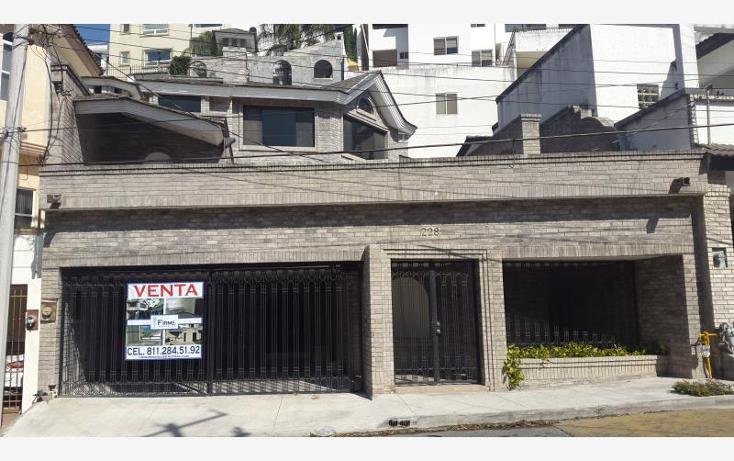 Foto de casa en venta en  228, colorines 2do sector, san pedro garza garcía, nuevo león, 2180865 No. 02