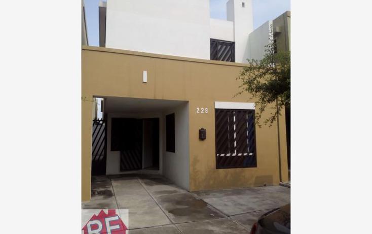 Foto de casa en renta en  228, santa cecilia vi, apodaca, nuevo león, 1980756 No. 01