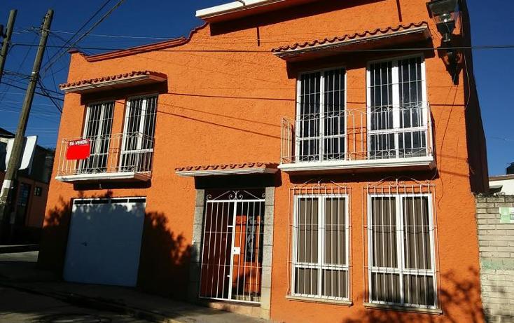 Foto de casa en venta en citas al 2281228047 2281228047, ferrocarrilera, xalapa, veracruz de ignacio de la llave, 1578288 No. 01