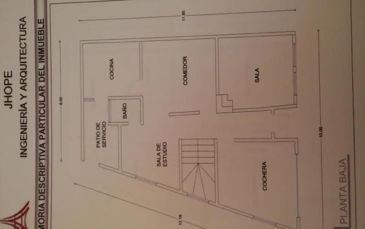 Foto de casa en venta en citas al 2281228047 2281228047, ferrocarrilera, xalapa, veracruz de ignacio de la llave, 1578288 No. 10