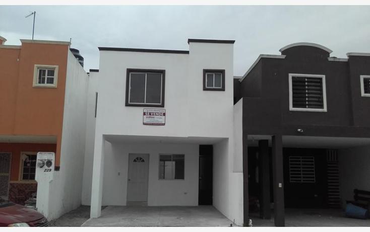 Foto de casa en venta en  229, hacienda del carmen, apodaca, nuevo le?n, 1749616 No. 01