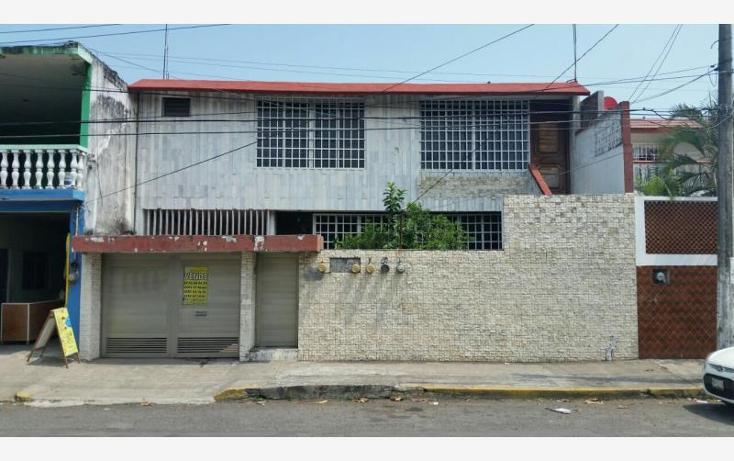 Foto de casa en venta en  2290, reforma, veracruz, veracruz de ignacio de la llave, 1700954 No. 01
