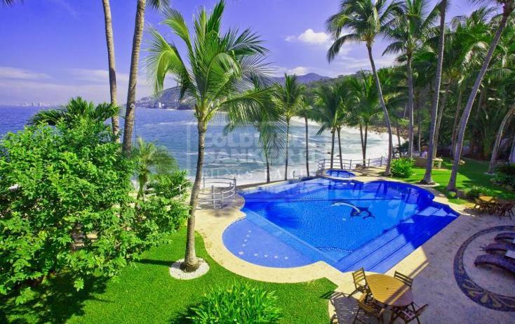 Foto de casa en venta en  , garza blanca, puerto vallarta, jalisco, 740915 No. 01