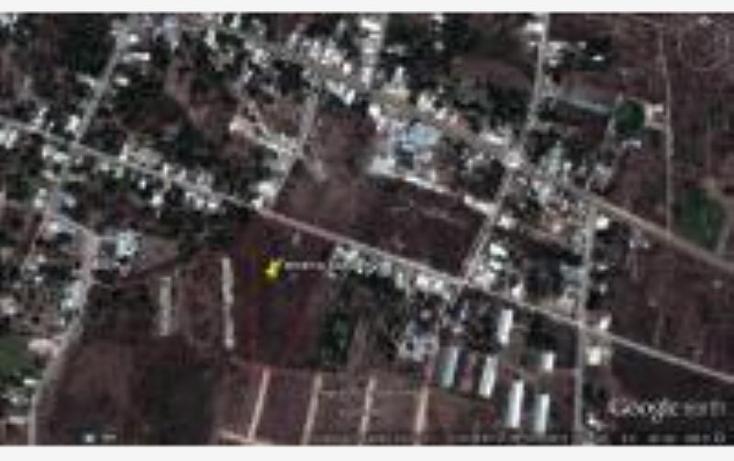 Foto de terreno habitacional en venta en  1, ucu, ucú, yucatán, 526922 No. 01