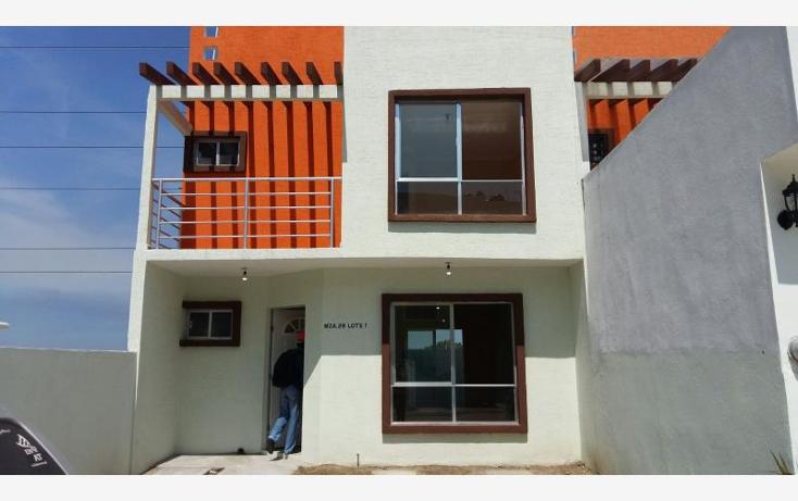 Foto de casa en renta en  23, bosques de saloya, nacajuca, tabasco, 2023728 No. 01