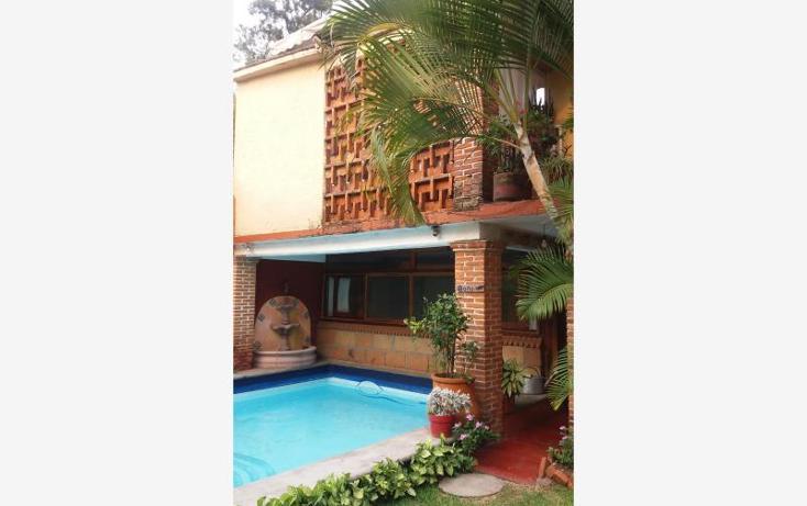 Foto de casa en venta en  23, jardines de acapatzingo, cuernavaca, morelos, 1839160 No. 01