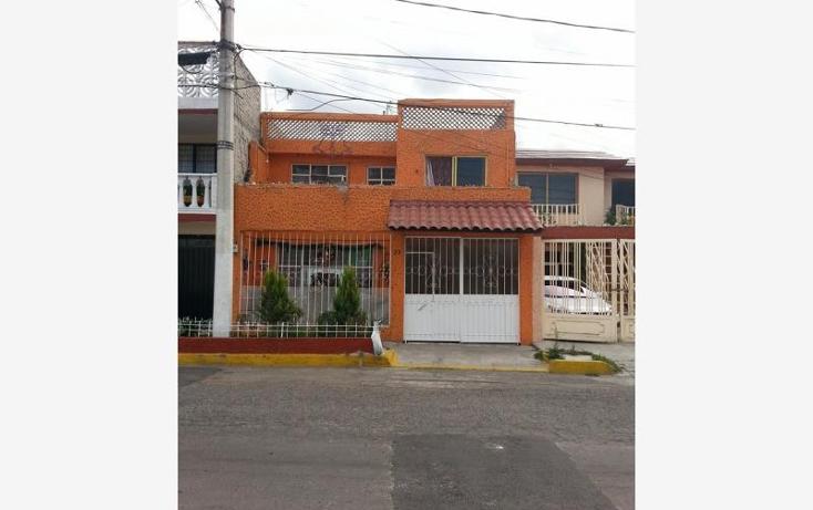 Foto de casa en venta en  23, jardines de cerro gordo, ecatepec de morelos, méxico, 717409 No. 01