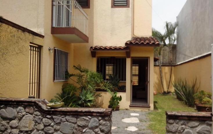 Foto de casa en venta en  23, lomas de cortes, cuernavaca, morelos, 602439 No. 01