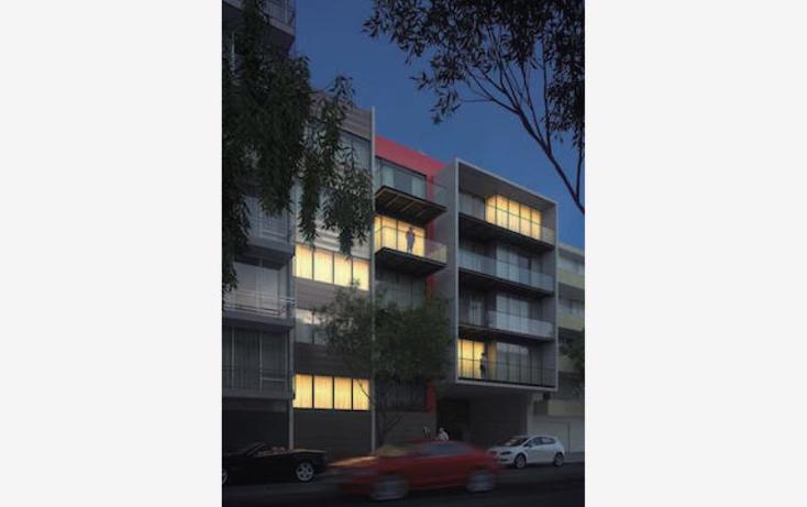 Foto de departamento en venta en  23, roma norte, cuauhtémoc, distrito federal, 2209024 No. 07