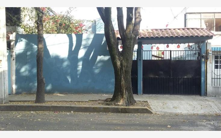 Foto de casa en venta en  23, san antonio, azcapotzalco, distrito federal, 1646812 No. 01
