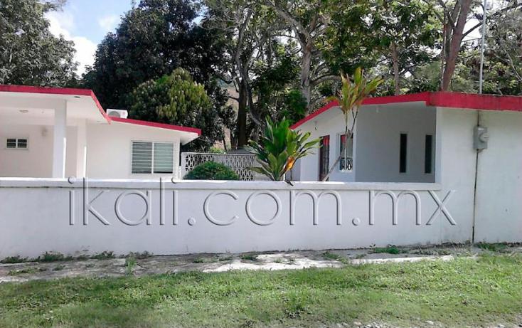 Foto de casa en renta en  23, santa cecilia, papantla, veracruz de ignacio de la llave, 1543474 No. 01