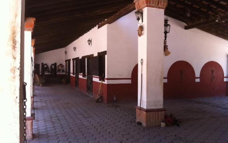 Foto de rancho en venta en  23, villa de los frailes, san miguel de allende, guanajuato, 712979 No. 01