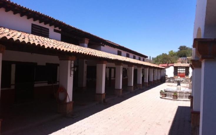 Foto de rancho en venta en  23, villa de los frailes, san miguel de allende, guanajuato, 712979 No. 03