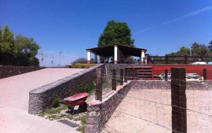 Foto de rancho en venta en  23, villa de los frailes, san miguel de allende, guanajuato, 712979 No. 07