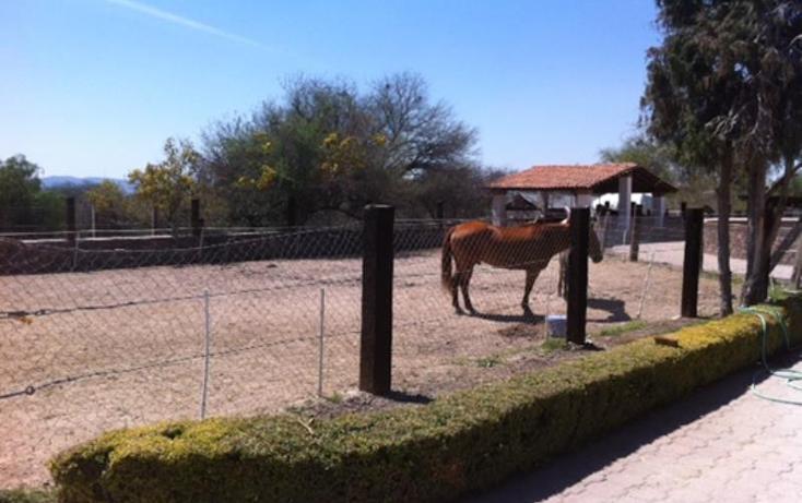 Foto de rancho en venta en  23, villa de los frailes, san miguel de allende, guanajuato, 712979 No. 08