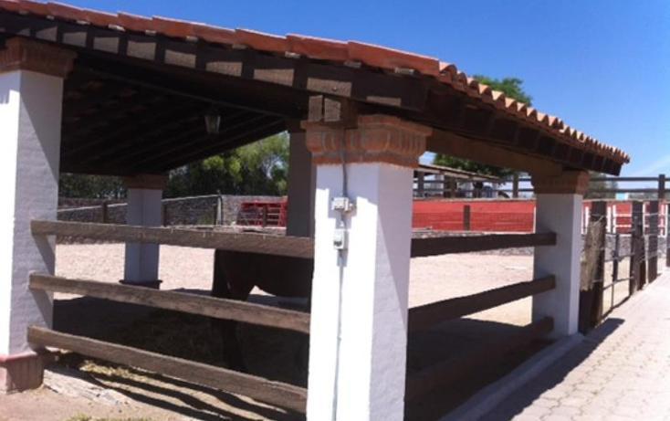 Foto de rancho en venta en  23, villa de los frailes, san miguel de allende, guanajuato, 712979 No. 14