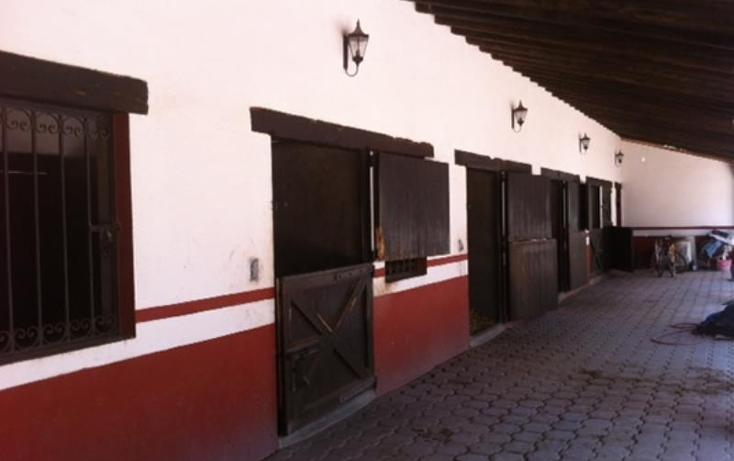 Foto de rancho en venta en  23, villa de los frailes, san miguel de allende, guanajuato, 712979 No. 16