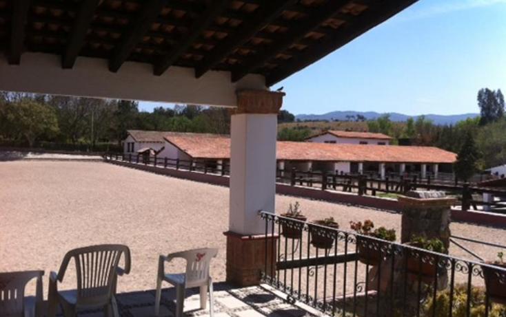 Foto de rancho en venta en  23, villa de los frailes, san miguel de allende, guanajuato, 712979 No. 17
