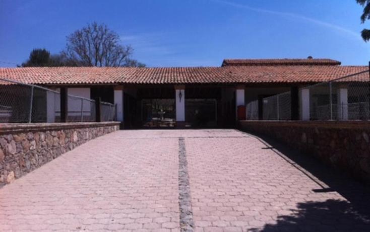 Foto de rancho en venta en  23, villa de los frailes, san miguel de allende, guanajuato, 712979 No. 20