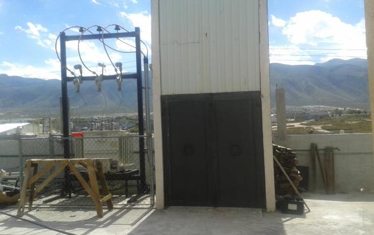 Foto de bodega en venta en  230, puerta del oriente, saltillo, coahuila de zaragoza, 1687800 No. 04