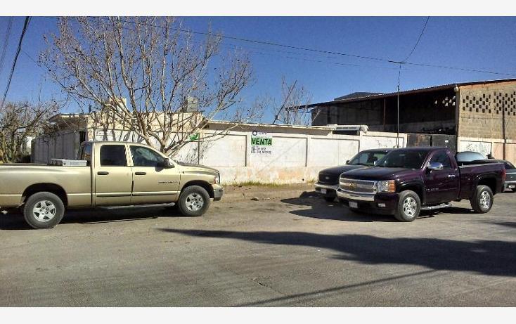 Foto de terreno habitacional en venta en  2307, villa juárez (rancheria juárez), chihuahua, chihuahua, 386733 No. 02