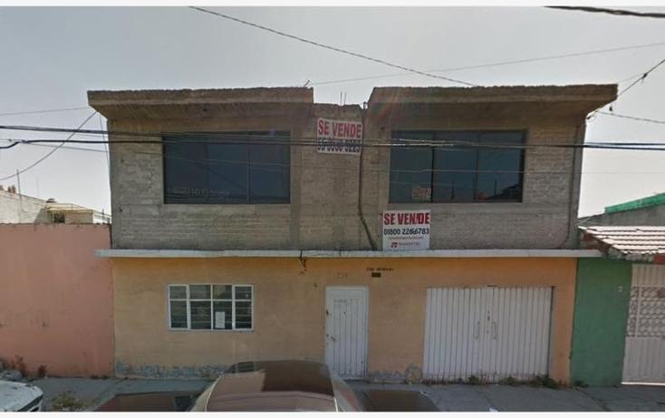 Foto de casa en venta en  231, providencia, gustavo a. madero, distrito federal, 2025110 No. 01