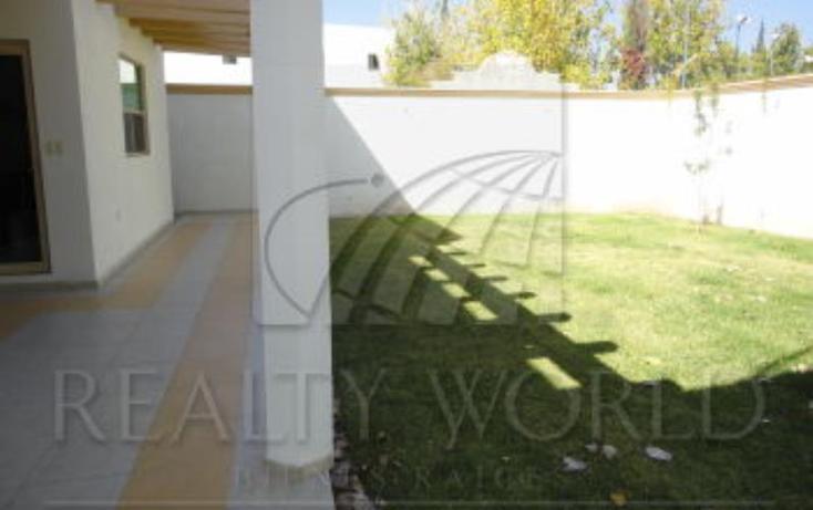 Foto de casa en venta en  231, villas de san isidro, saltillo, coahuila de zaragoza, 990817 No. 10