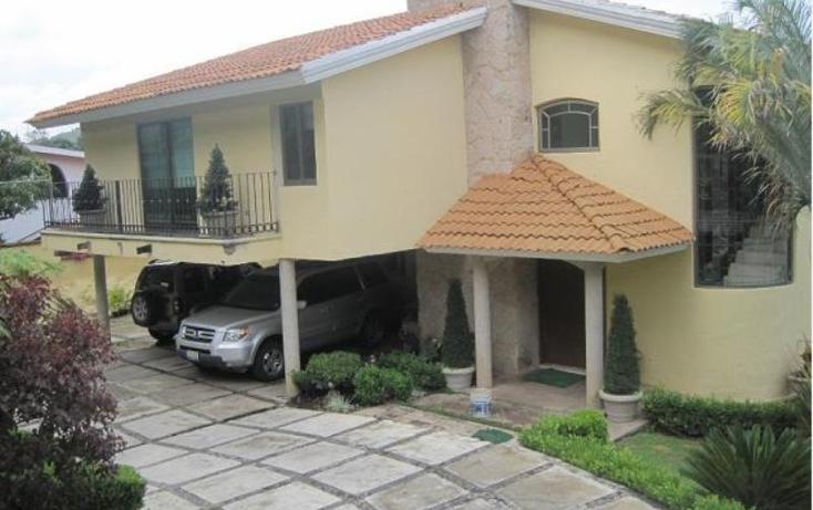 Foto de casa en venta en  232, las ca?adas, zapopan, jalisco, 1503745 No. 01