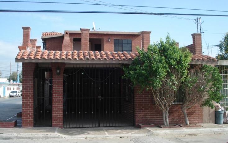 Foto de casa en venta en  232, modulo 2000 rancho grande, reynosa, tamaulipas, 398902 No. 01