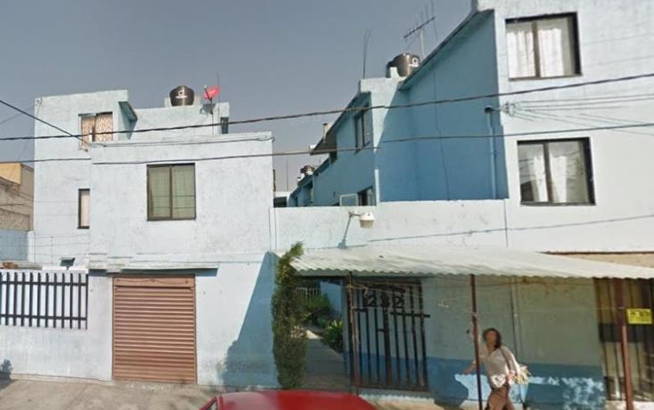 Foto de departamento en venta en  232, nueva industrial vallejo, gustavo a. madero, distrito federal, 534637 No. 02