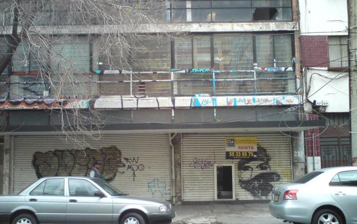 Foto de oficina en renta en  232, obrera, cuauhtémoc, distrito federal, 825621 No. 01