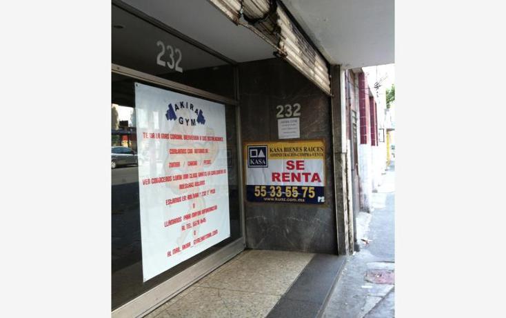 Foto de oficina en renta en  232, obrera, cuauhtémoc, distrito federal, 825621 No. 02