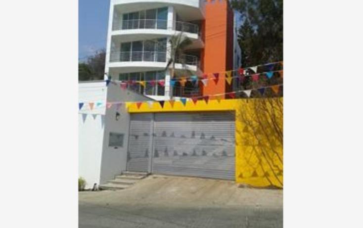 Foto de departamento en venta en  2321, lomas de cortes, cuernavaca, morelos, 1409461 No. 01