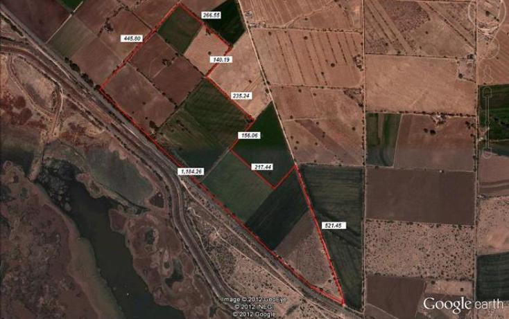 Foto de terreno habitacional en venta en la llave 2323232, la llave, san juan del río, querétaro, 1402539 No. 02