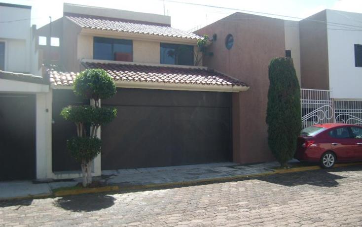 Foto de casa en renta en  2325, arcos del sur, puebla, puebla, 585876 No. 01