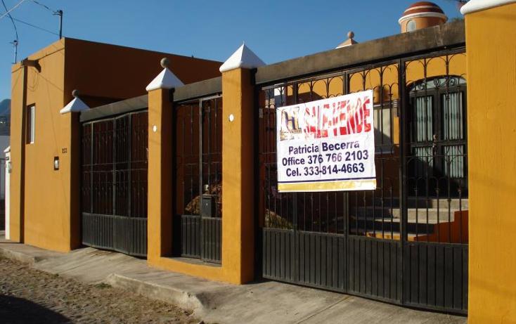 Foto de casa en venta en  233, san antonio tlayacapan, chapala, jalisco, 1614116 No. 01