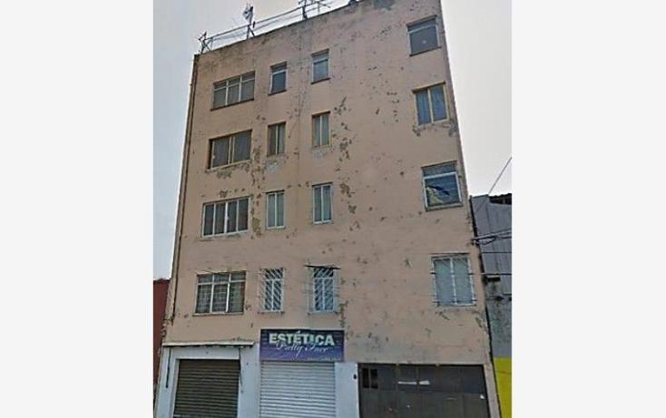 Foto de departamento en venta en  234, anahuac i sección, miguel hidalgo, distrito federal, 2039330 No. 01