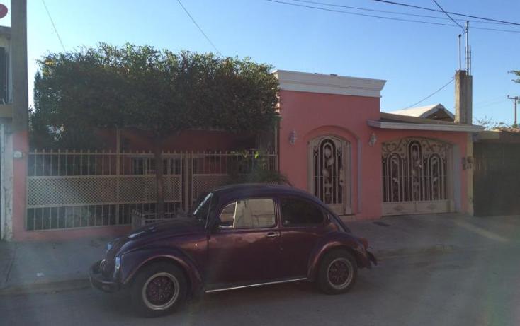 Foto de casa en venta en  2341, industrial el palmito, culiacán, sinaloa, 860101 No. 01