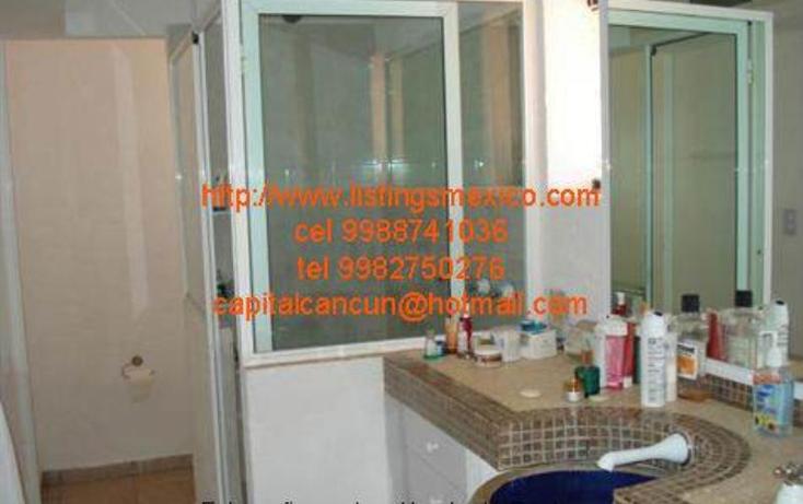 Foto de departamento en venta en  23.5, zona hotelera, benito ju?rez, quintana roo, 503484 No. 04