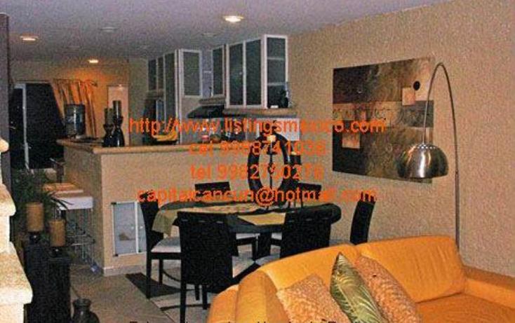 Foto de departamento en venta en  23.5, zona hotelera, benito ju?rez, quintana roo, 503484 No. 05