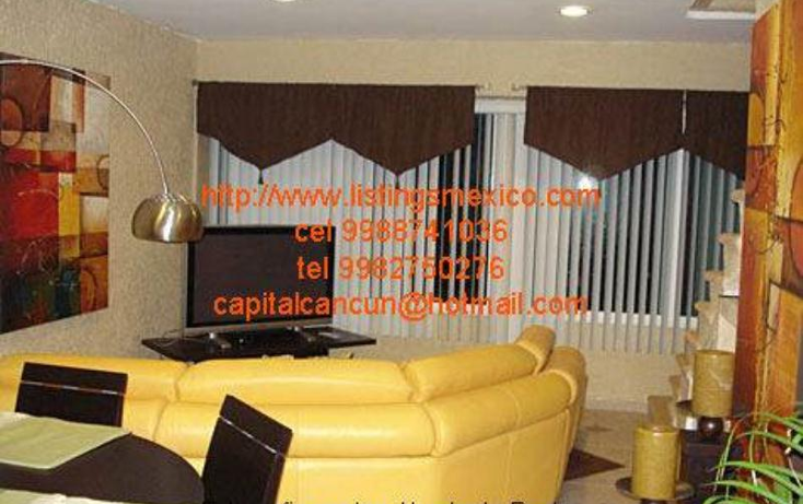 Foto de departamento en venta en  23.5, zona hotelera, benito ju?rez, quintana roo, 503484 No. 06