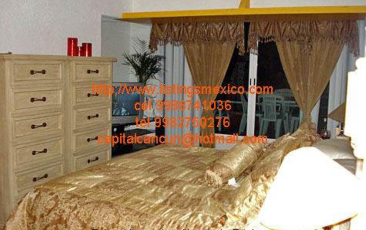 Foto de departamento en venta en  23.5, zona hotelera, benito ju?rez, quintana roo, 503484 No. 07