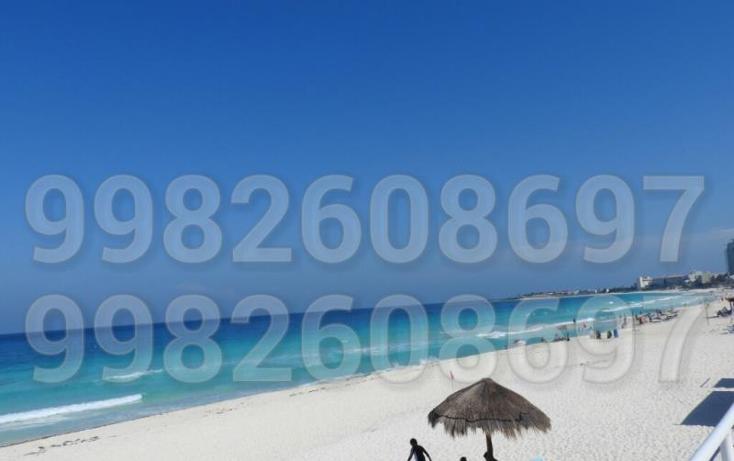 Foto de departamento en venta en  23.5, zona hotelera, benito ju?rez, quintana roo, 503484 No. 08