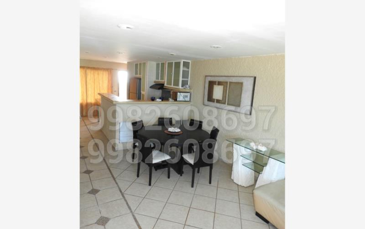 Foto de departamento en venta en  23.5, zona hotelera, benito ju?rez, quintana roo, 503484 No. 13