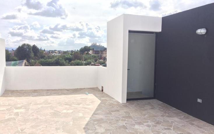 Foto de casa en venta en  236, álvaro obregón, san pedro cholula, puebla, 1537000 No. 09