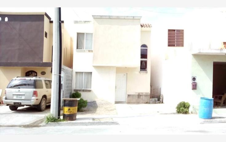 Foto de casa en venta en  236, hacienda las fuentes, reynosa, tamaulipas, 1898338 No. 01